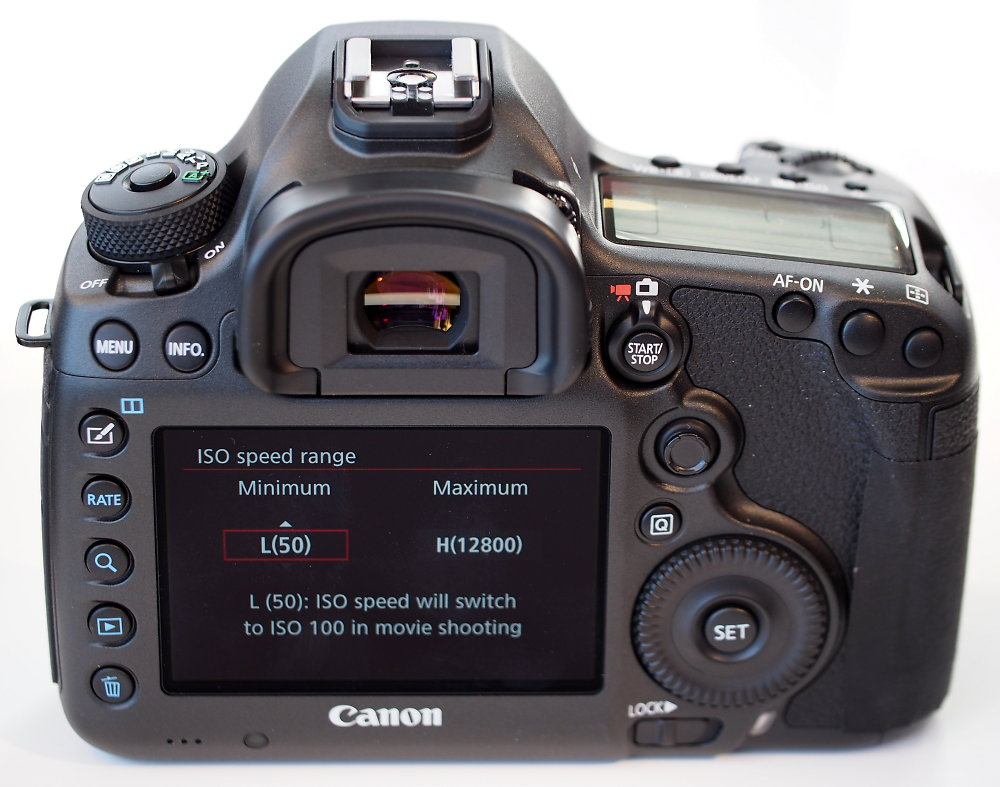Canon 5Ds и 5Ds R